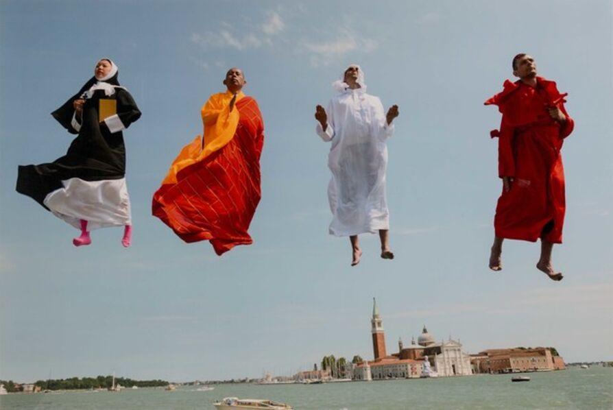 Li Wei 李日韦, 'Flying Over Venice', 2013