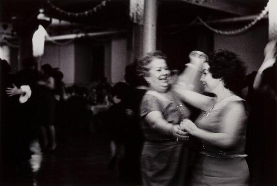 Sylvia Plachy, 'Church Dance, Church St.', 1965