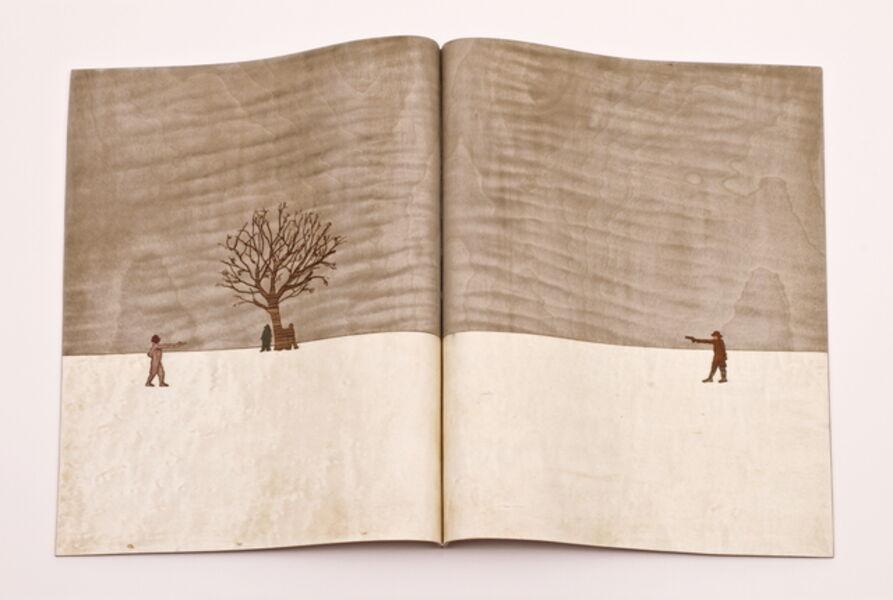 Sebastián Gordín, 'Los duelistas', 2016