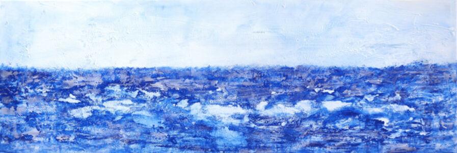 Clara Berta, 'Escape in Blue', 2019