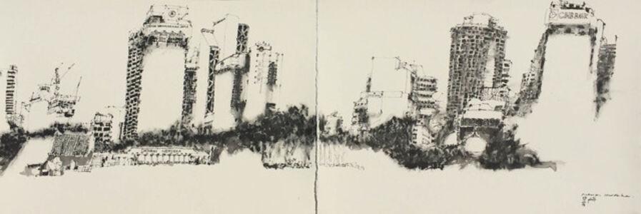 PAUL NICKSON ATIA, 'Dataran Merdeka', 2018
