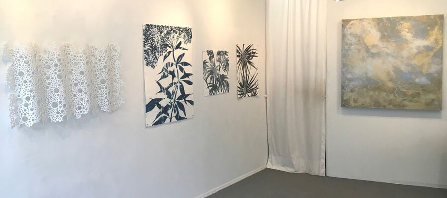 A Path to Tranquility, installation view