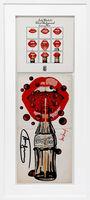 Andy Warhol, 'Lips and Coke - Velvet Underground & Nico', 1967