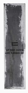 Martin Kippenberger, 'Upside down and turning me', 1989