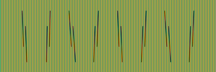 Carlos Cruz-Diez, 'Color al Espacio Serie Churum 2', 2015