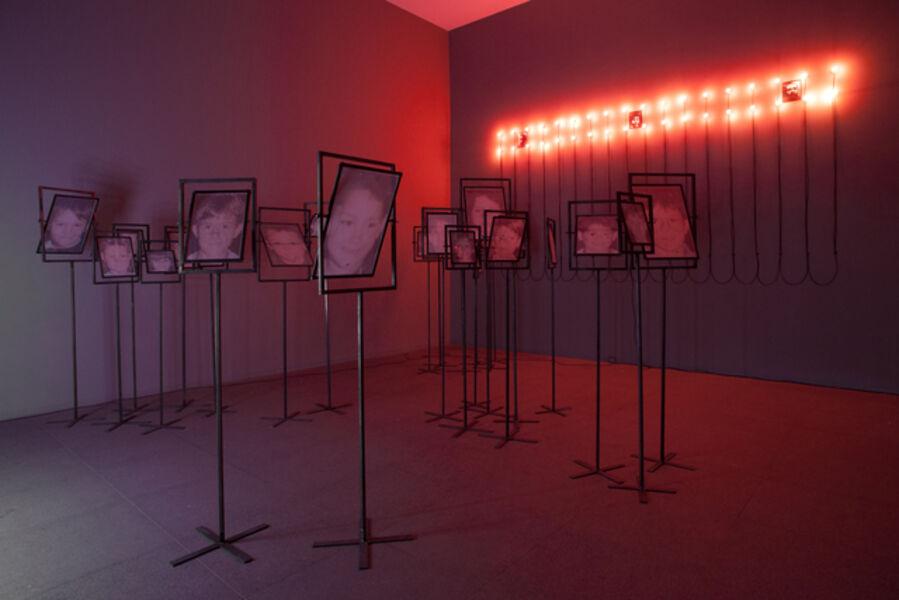 Christian Boltanski, 'Lumière', 2000