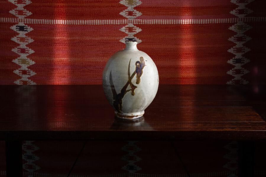 Shōji Hamada, 'A Bottle Vase', ca. 1923