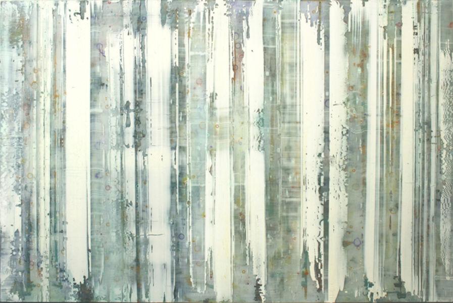 Greg Ragland, 'Parallel Layers 12, Yellow', 2019