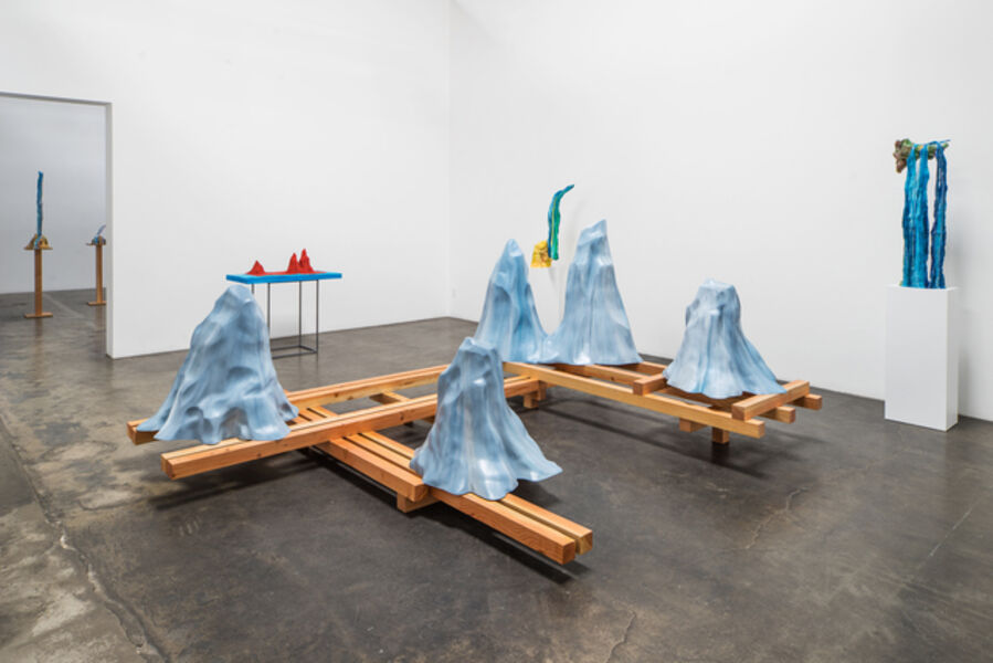 Jacci Den Hartog, 'The Etiquette of Mountains', 2014