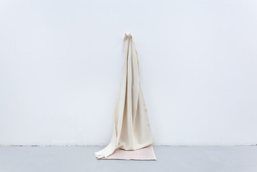 Frances Trombly, 'Canvas Drape', 2015