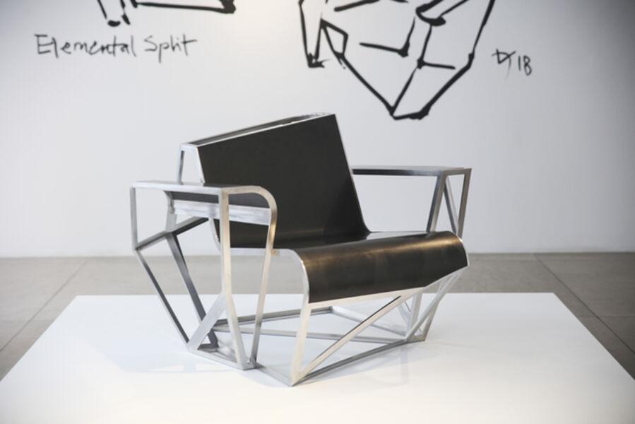 Daniel Libeskind, 'Skytrap', 2018