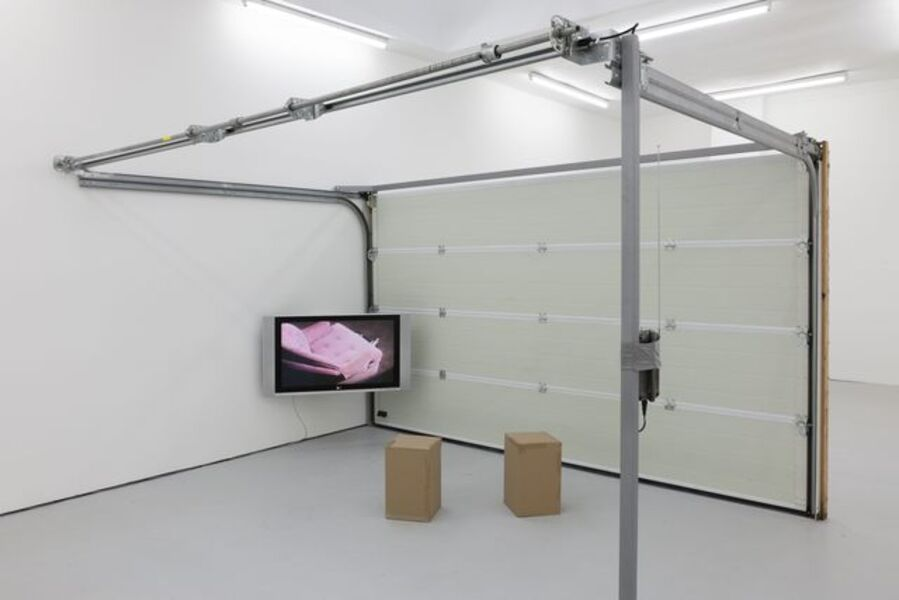 Steve Bishop, 'Insulated by the Boundary', 2016