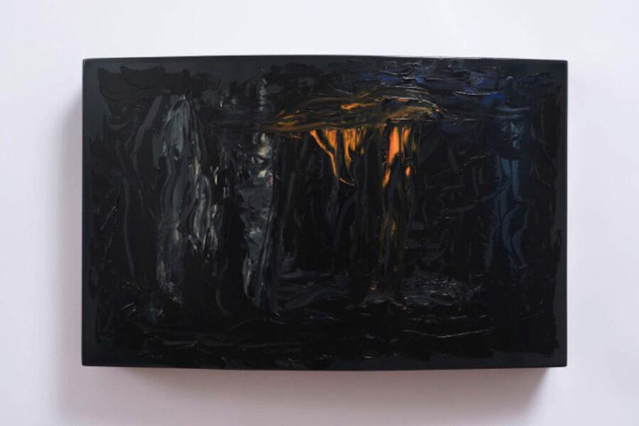 Pedro Calapez, 'Espelho C (C mirror) #7', 2018