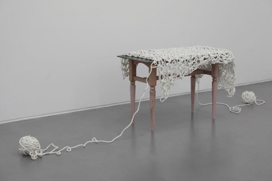 Susumu Koshimizu, 'Work Bench - Table Cloth of Ariadne ', 2010