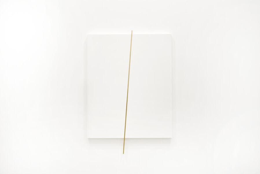 "Valdirlei Dias Nunes, 'Untitled (Relevo ""E"")', 2013"