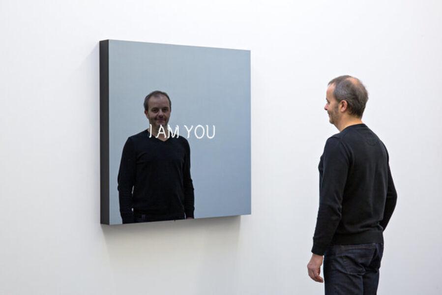 Jeppe Hein, 'I AM YOU', 2016