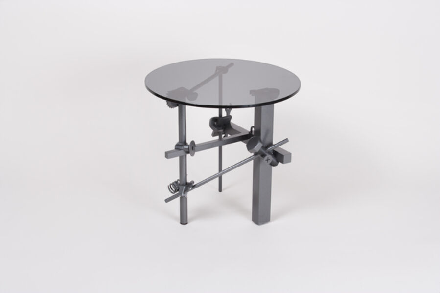 """Emmett Moore, '""""ISST"""" Table', 2015"""