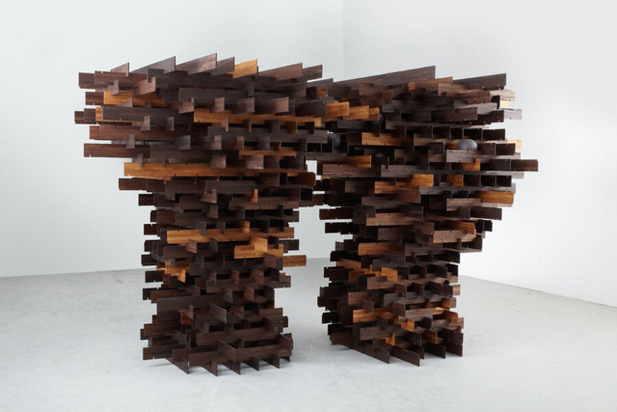 Alison Wilding, 'In a Dark Wood', 2012