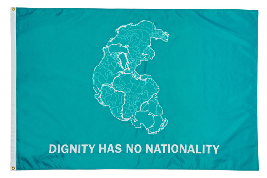 Tania Bruguera, 'Dignity Has No Nationality', 2017