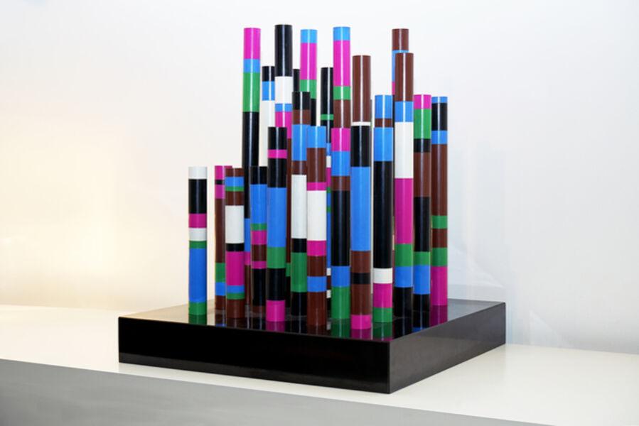 Guy de Rougemont, 'Table sculpture', 1973