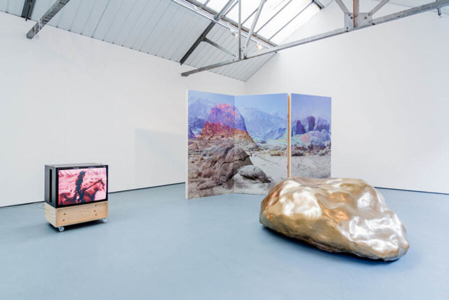 Victoria Lucas, 'Lay of the land (and other such myths)', 2015-2016
