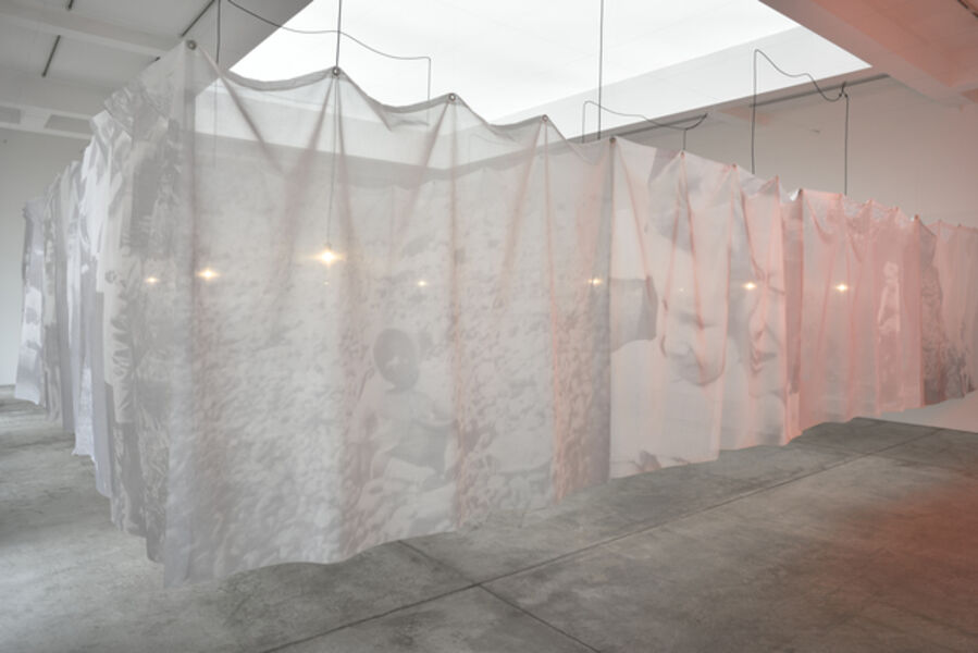 Christian Boltanski, 'La traversée de la vie', 2015