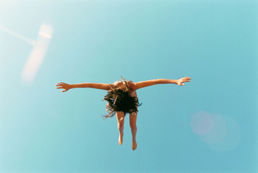 Ryan McGinley, 'Falling and Flare', 2008/09