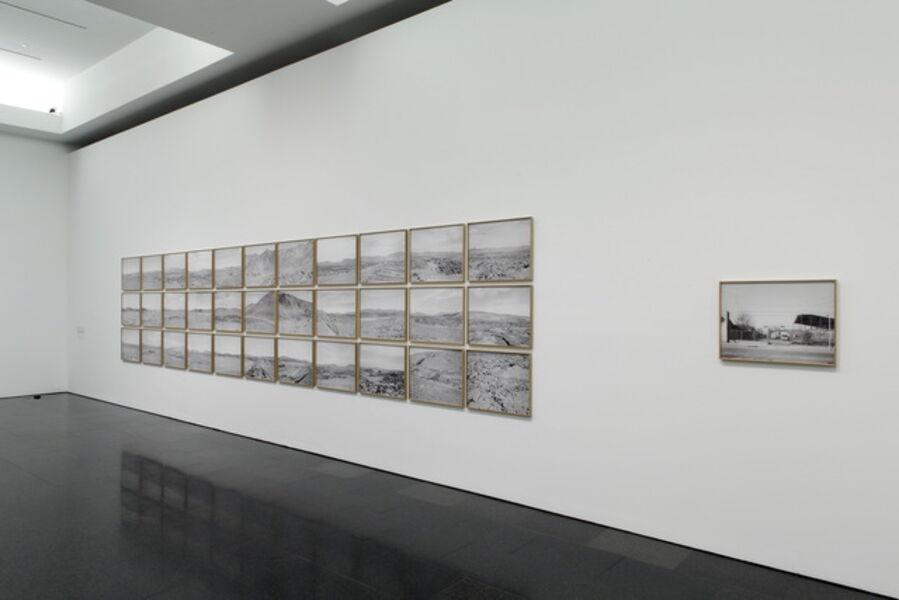 Xavier Ribas, 'Desert Trails', 2012