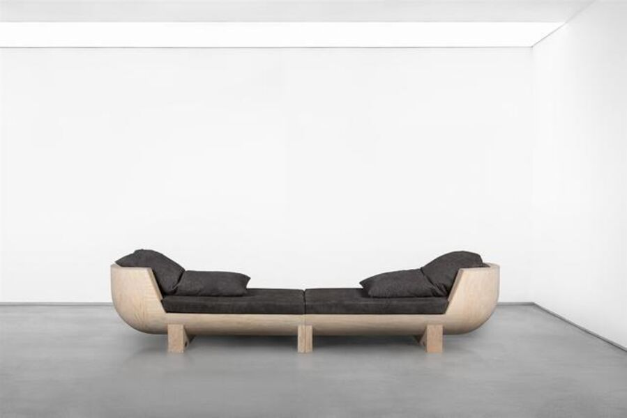 Rick Owens, 'Double Bubble - Natural Plywood', 2013