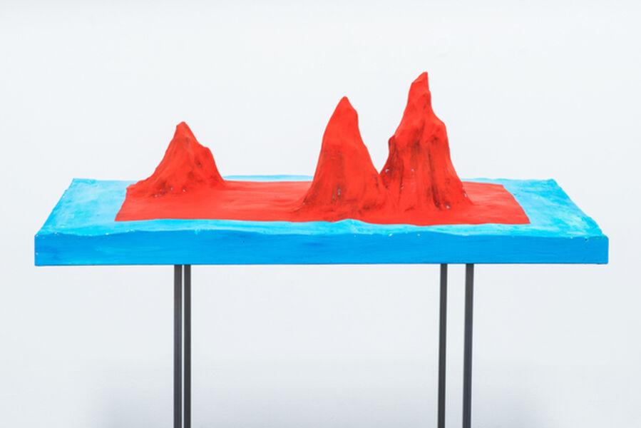 Jacci Den Hartog, 'Conversation In the Garden: A Chill To Repartee', 2013-2014