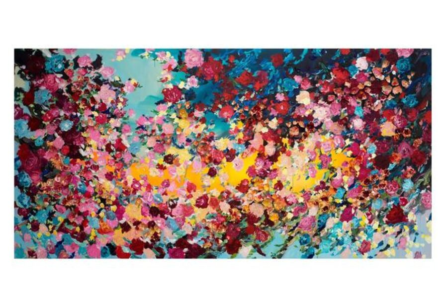 Arne Quinze, 'My Secret Rose Garden Tarsila The Rose Queen 180122', 2018