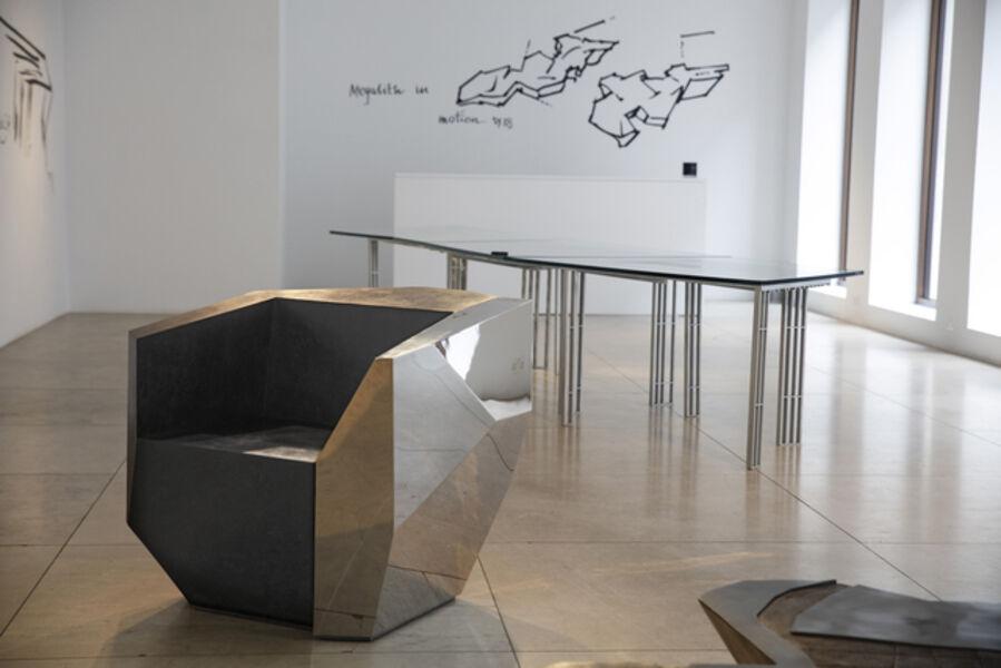 Daniel Libeskind, 'Elemental Split Unit', 2018