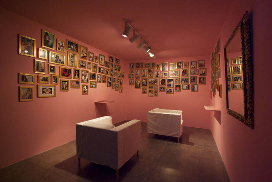 Virginia de Medeiros, 'Studio Butterfly (Reading Room)', 2003-2006