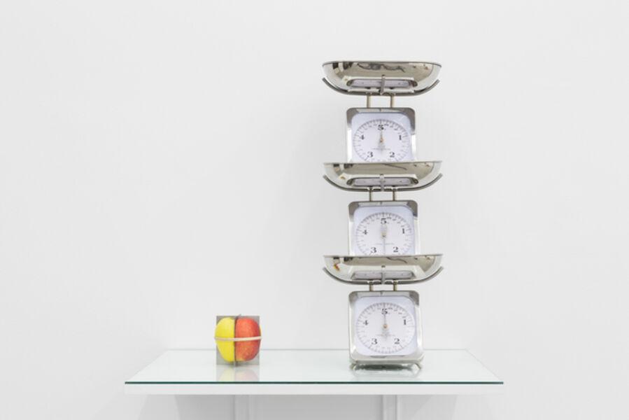 Nicolás Robbio, 'Coluna Infinita / Infinite Column', 2016