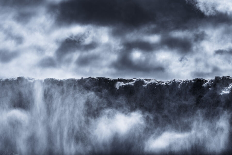 Tom Jacobi, 'Wonderwall, Iceland, from the series »Grey Matter(s)«', 2015
