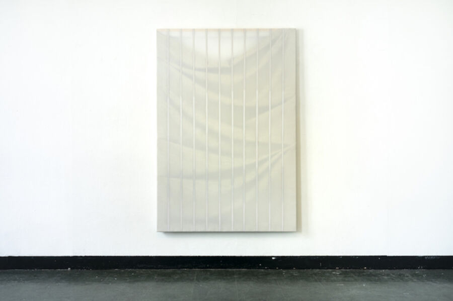 Martine Poppe, 'Green tiles and mahogany doors ', 2019