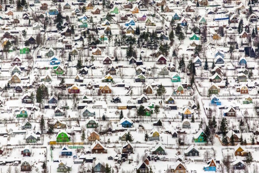 Fyodor Savintsev, 'Houses, 2009', 2009