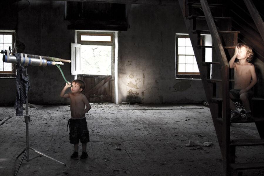 Tim Roda, 'THE ILLUSIONIST', 2014