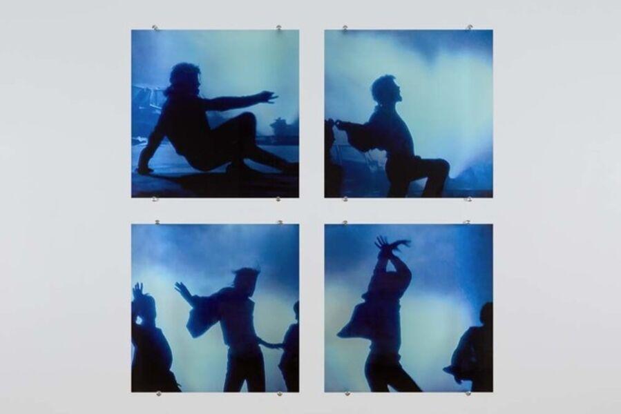 Dara Birnbaum, 'MJ 1987 - The Way You Make Me Feel', 2017
