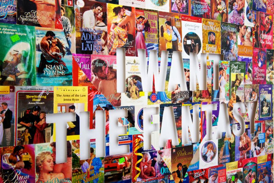 Jonathan Rosen, 'I WANT (The Fantasy)', 2014