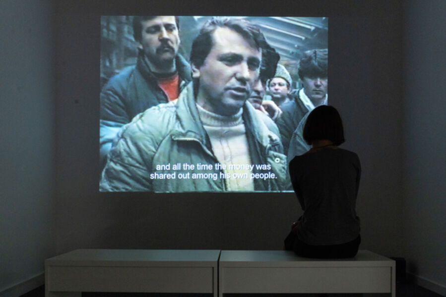 Andrei Ujică, 'Videogramme einer Revolution / Videogramele unei revoluții ', 1992