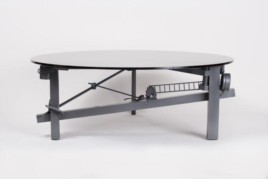 "Emmett Moore, '""ISCTL"" Table', 2015"