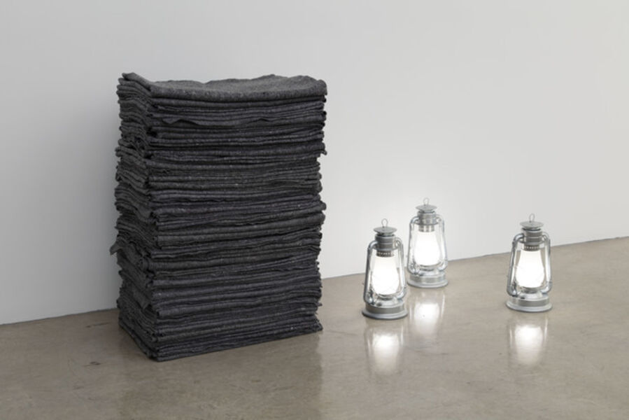 Meschac Gaba, 'Memorial for Drowned Refugees', 2016
