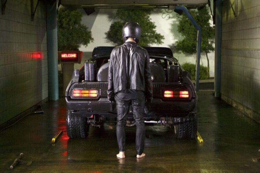 Shaun Gladwell, 'Interceptor Deluge Sequence', 2015