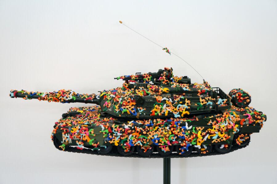 Qin Fengling, 'NO!', 2008