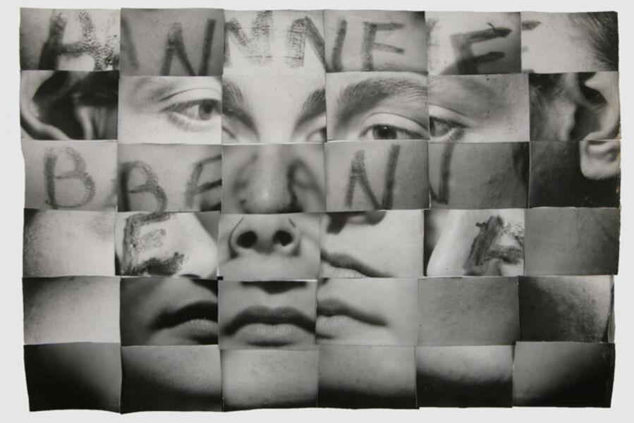 Anne Bean, 'Self Portrait (Anne Bean)', 1974