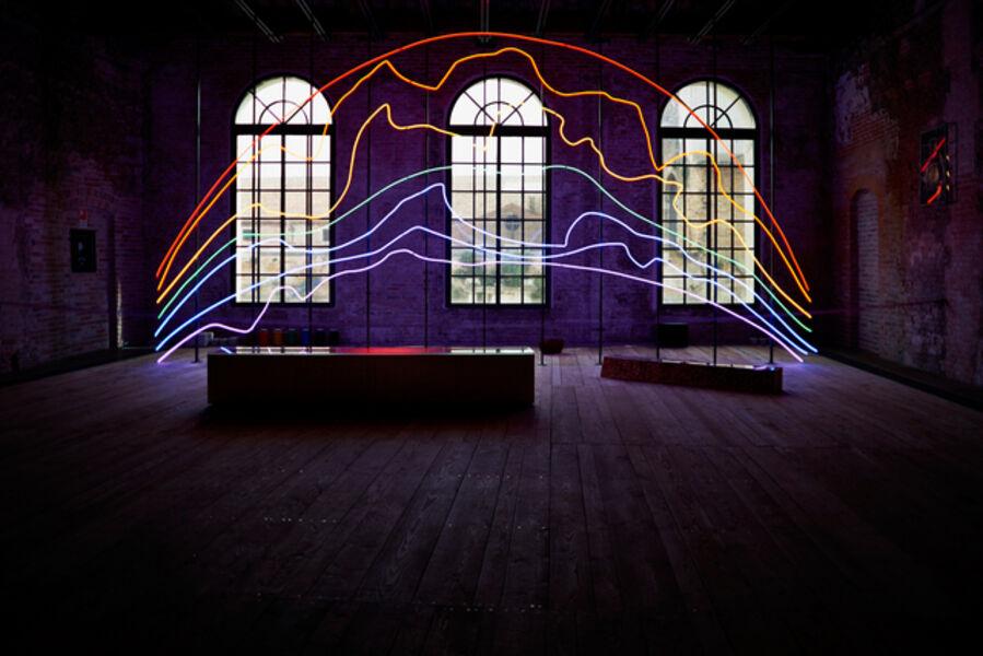 Sarkis, 'Respiro (Installation view)', 2015