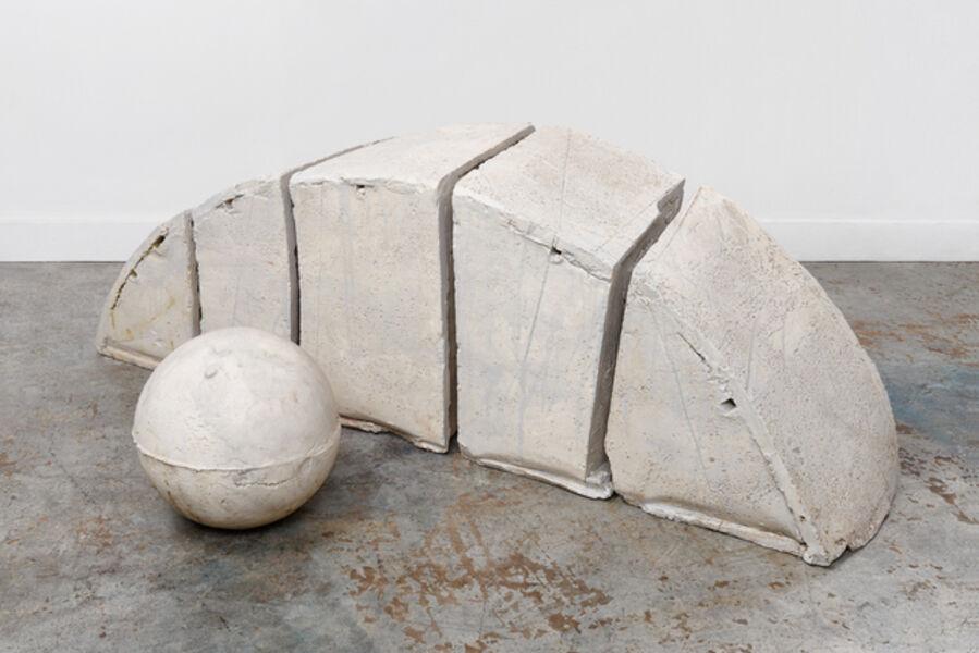 Dennis Gallagher, 'Semi-Circle Sphere', 2004