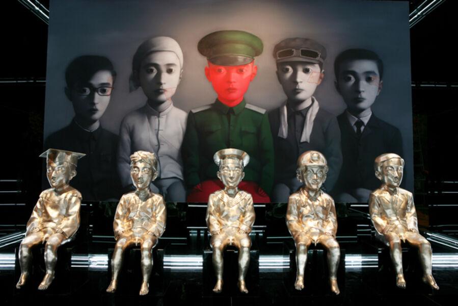 Zhang Xiaogang, 'My Ideal', 2003-2008