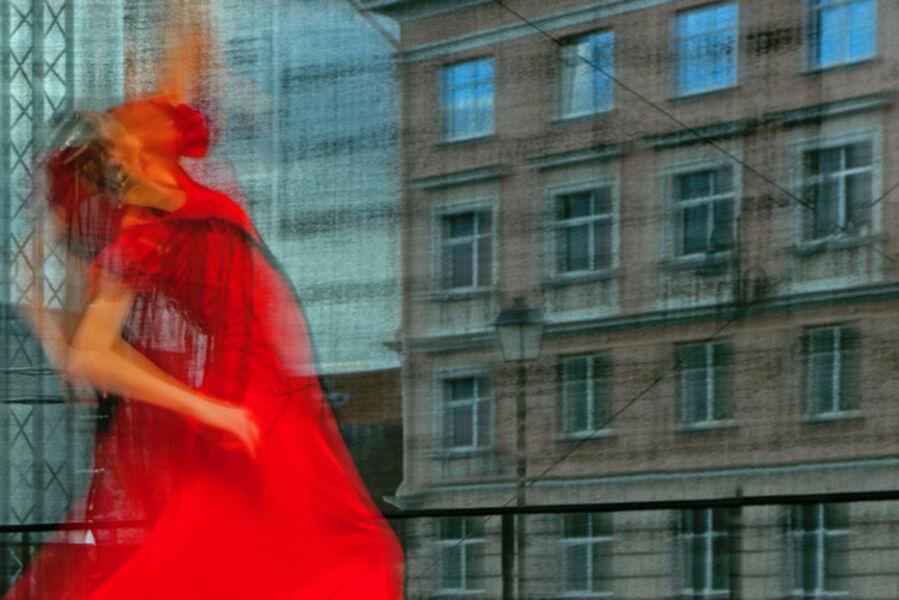 Eitan Vitkon, 'Urban Dance', ca. 2012